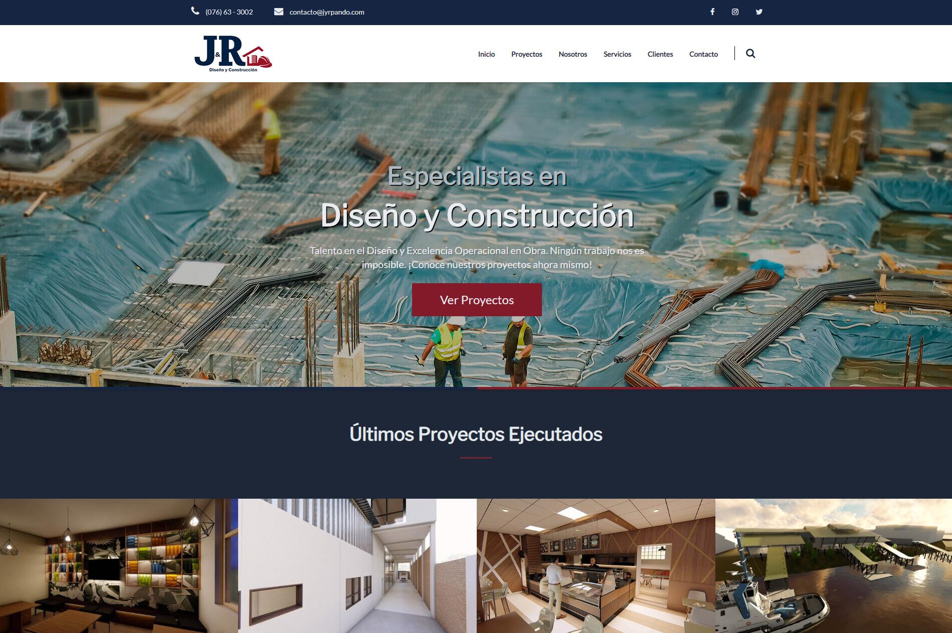 JyR Diseño y Construcción