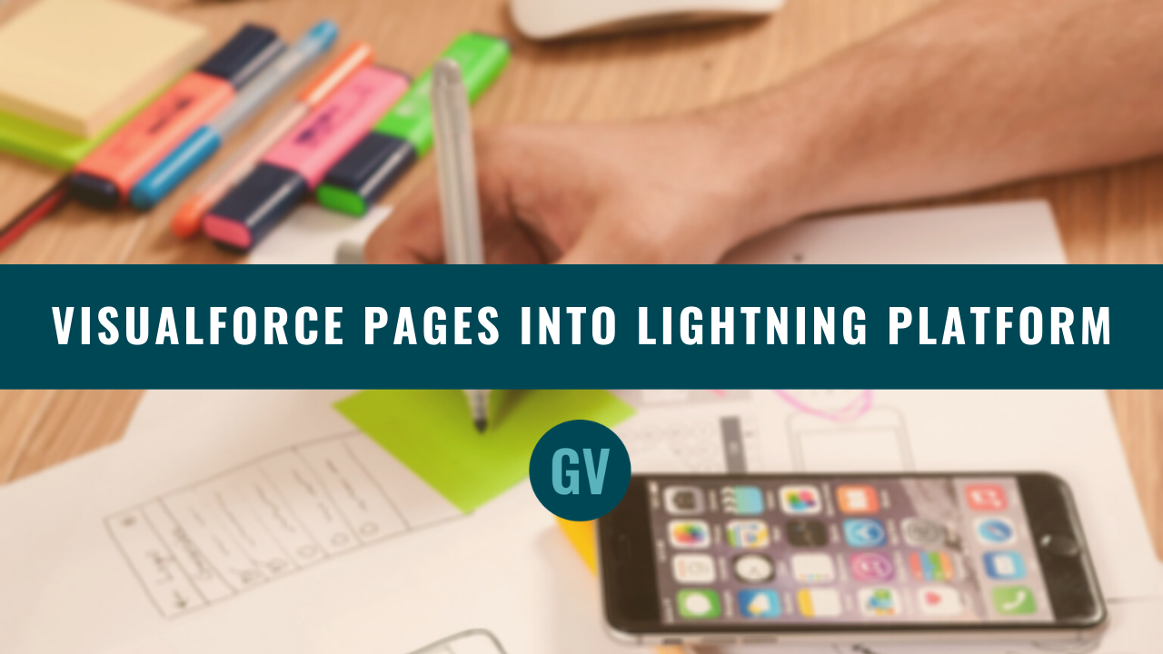 Ways to include Visualforce pages into Lightning Platform