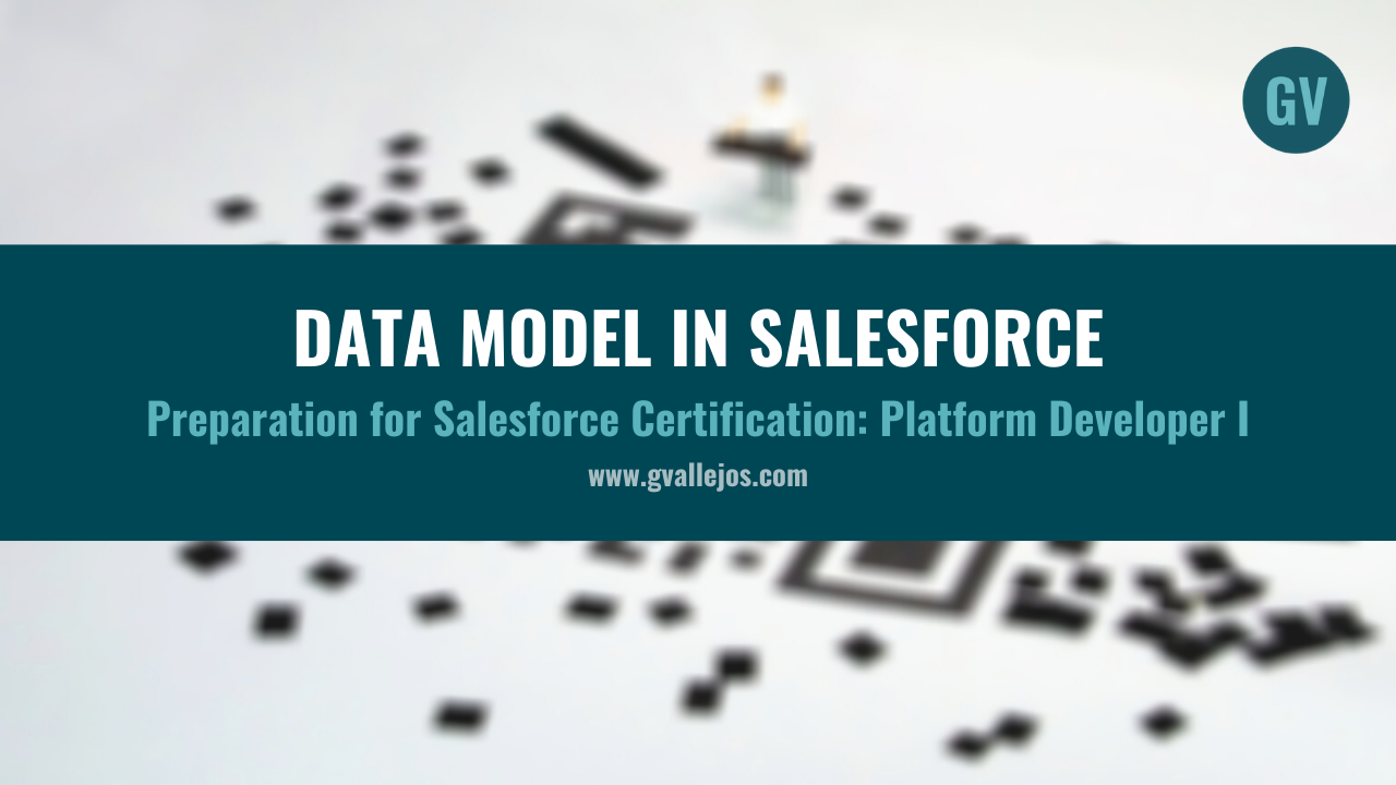 Data Model in Salesforce