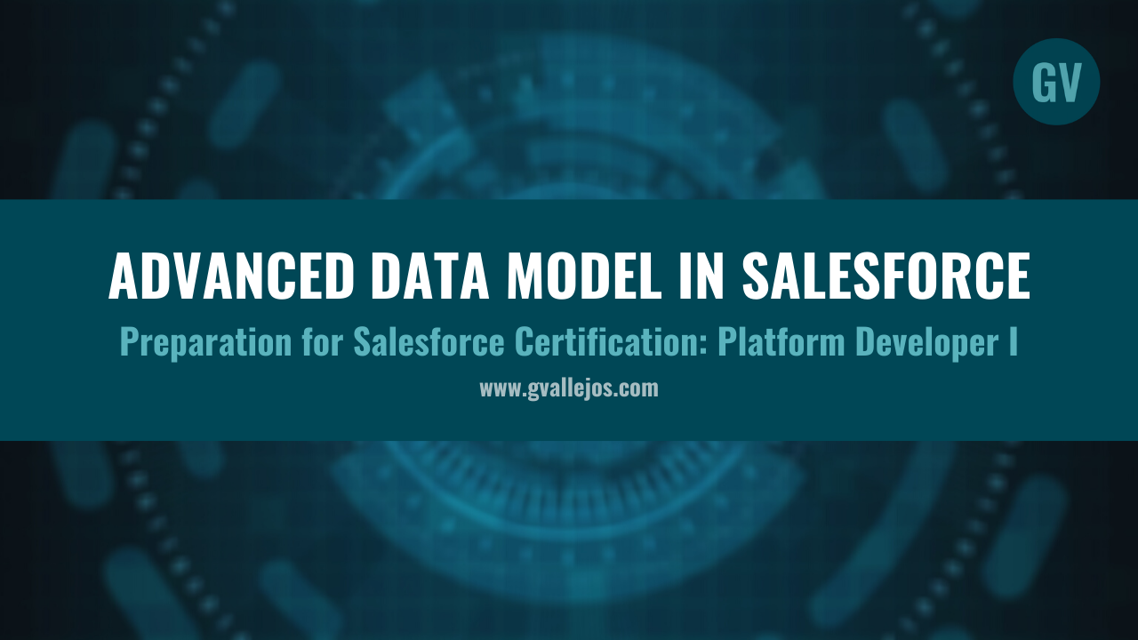 Advanced Data Model in Salesforce